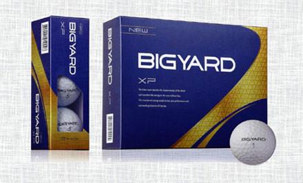 $29.95 for One Dozen XP Three-Piece Multi-Layer Tour Golf Balls