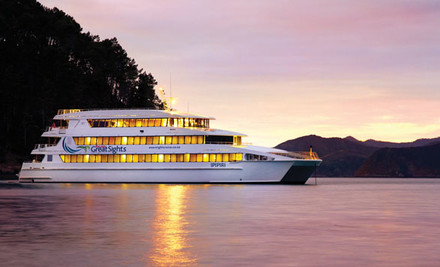 $11,500 (or Pay $1,500 Deposit Today) for a 60-Person Overnight Bay of Islands Cruise Aboard the Ipipiri (value up to $22,080)