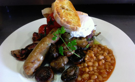 $19 for Any Two Breakfast or Lunch Meals & Two Regular Coffees or $37 for Four (value up to $96.40)