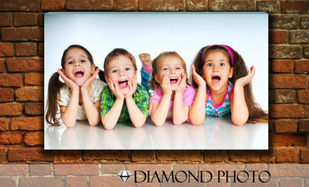 $29 for One A3 (30cm x 45cm) Canvas or $80 for Three A3 Canvases incl. Nationwide Delivery (value up to $267)