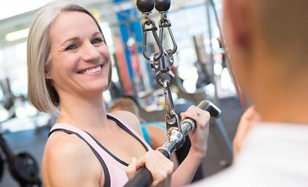 Three-Month Unlimited Gym Membership