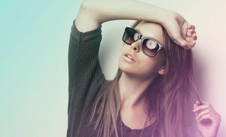 ae6b0e9cc4 ...  1 for Chris Cross Classic Black Designer Sunglasses or  20 for Limited  Edition Clear Sunglasses plus