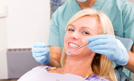 $720 for a Full Ceramic Crown, Full Dental Examination & Two Bite-Wing X-Rays (value $1,600)