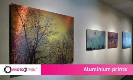 $35 for an A3 Aluminium Photo Print (value $110)