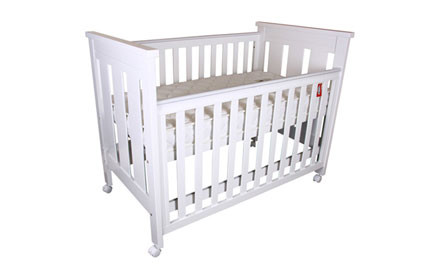 From $379 for a Famili Four-In-One Transformer Cot incl. Cot Mattress & Delivery (value up to $779)
