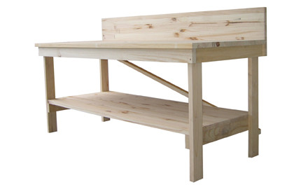 $299 for NZ Made Solid Timber Baier Workbench