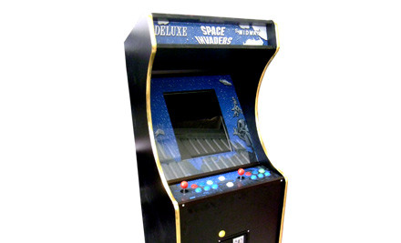 From $999 for Your Own Space Invaders Arcade Machine (value up to $2,499)