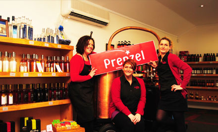 $20 for a $40 Voucher at Prenzel of Kapiti (value $40)