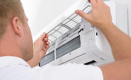 Full Heat Pump Clean & Sanitise