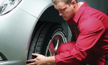 Wheel Alignment & Rotation