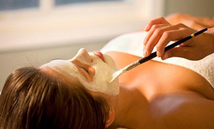 $49 for a 75-Minute Collagen Full Facial & Head, Neck & Shoulder Massage (value $149)