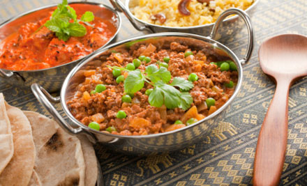 $10 for a $20 Takeaway Voucher for Indian Affair, Paeteiki Shopping Complex (value $20)