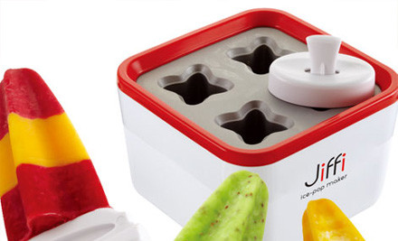 $49 for a Jiffi Instant Ice-Pop Maker