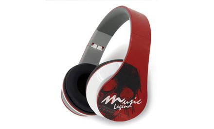 CHRISTMAS SPECIAL $15 for Havit Snap-Back Headphones & Portable Speaker Gift Pack