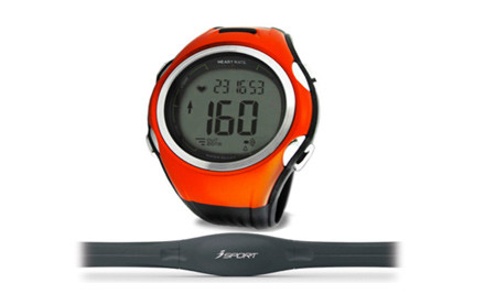 $69 for a Heart Rate Monitor Watch with Strap incl. Nationwide Delivery