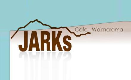 $20 for a $40 Food & Beverage Voucher  for Brunch, Lunch or Dinner at JARKs Cafe (value $40)
