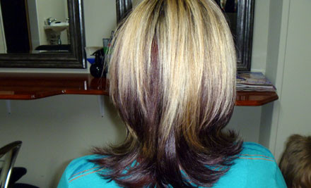 $40 for Style Cut, Treatment & Blowave or $80 for Top Foils, Style Cut & Blowave (value up to $160)