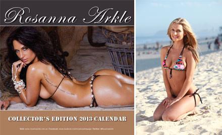 $19 for Collector's Edition 2013 Rosanna Arkle Calendar