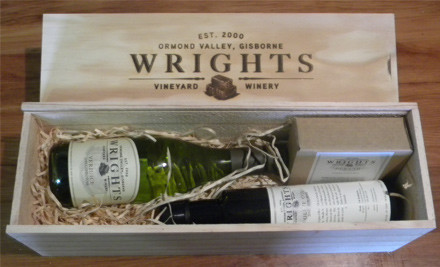 $32 for a Double Gift Pack incl. a 375ml Bottle of Wrights Verjuice, Olive Oil & Wrights Dukkah or $39 for a Large Gift Pack incl. a 750ml Bottle of Wrights Verjuice incl. Delivery (value up to $63)