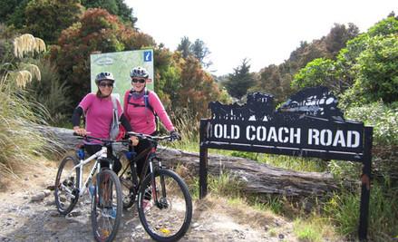 Ohakune Mountain Biking Adventure for One