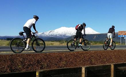 Tongariro Mountain Bike Adventure
