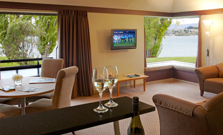 $149 for One Night for Two in a One Bedroom Suite incl. Full Use of the Spa, Bike & Kayak Hire & 24-Hour WiFi (value $313)