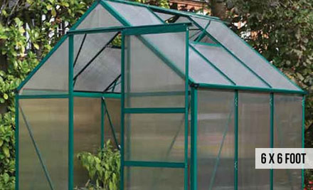 From $569 for a Greenhouse incl. Warranty