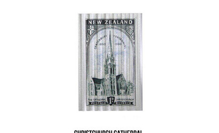 From $36 for NZ Vintage Stamps Printed on Corru Art incl. Nationwide Delivery