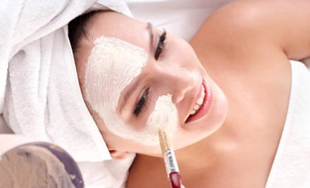 $49 for a 30-Minute Deep Tissue Back, Neck & Shoulder Massage & a 30-Minute Express Facial (value $125)