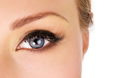 $19 for an Eyebrow Shape, Tint & Eyelash Tint (value $33)