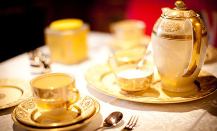 $29 for High Tea for Two, or from $35 for a Deluxe High Tea for up to Five People (value up to $155)