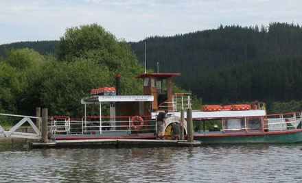 $22 for Two Hour Cruise on Lake Maraetai (value $45)