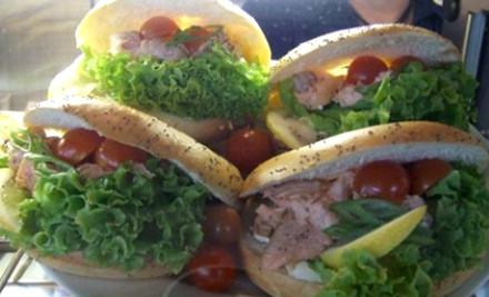 $10 for a $20 Food Voucher at Antarctic Cafe & Bar (value $20)