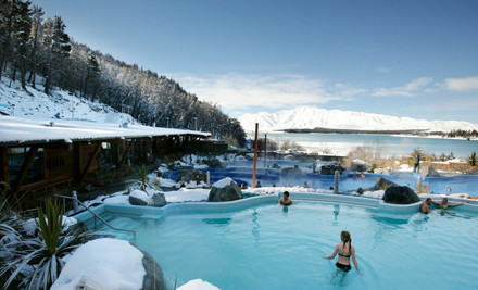 $10 for One Adult or Child to Celebrate Tekapo Springs' Fifth Birthday (value up to $20)
