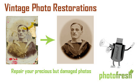 $50 for $100 Voucher to Convert Old Slides, Photos & Negatives to Digital Format (value $100)