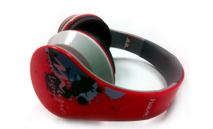 CHRISTMAS SPECIAL $15 for Havit Snap-Back Headphones & Portable Speaker Gift Pack