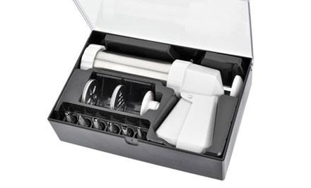 $44 for a Professional Judge Icing Gun Set (value $69.90)