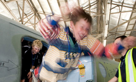 $19 for a Family Pass to the Air Force Adventure Tour & Two Flight Simulator Passes
