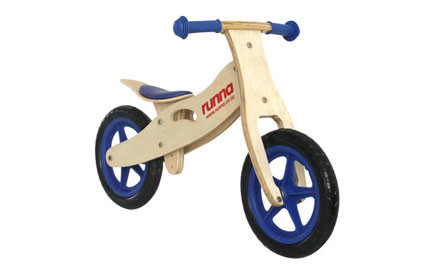 $74 for the Original Runna Balance Bike incl. Nationwide Delivery