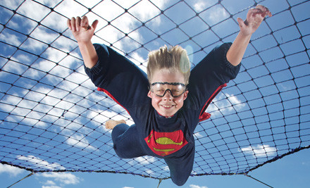 $24 for an Agroventures Adventure Park Experience - Choose One Activity from Swoop, Agrojet, Freefall Xtreme or Shweeb in Rotorua (value $49)