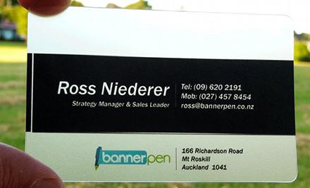 Semi transparent plastic business cards grabone 45 for 200 semi transparent plastic business cards reheart Choice Image