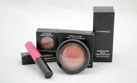 $25 for a $50 Online Make Up Voucher