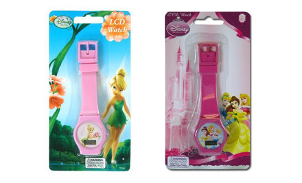 $8 for a Cartoon Character Watch (value $8)