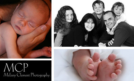 $100 for a Professional Photography Sitting Incl. all Photos on Disc (value $250)