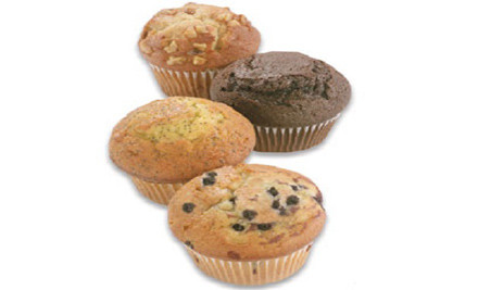 $4 for a Large Coffee or Hot Chocolate & a Sweet or Savoury Croissant, Muffin or Grissini (value $7.50)