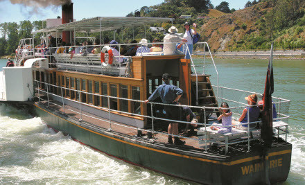 $29 for a Two-Hour Riverboat Cruise for One, $55 for a Two-Hour Riverboat Cruise for Two, or $58 for a Three-Hour Riverboat Picnic Cruise for Two incl. Two Picnic Lunches (value up to $98)