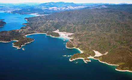 $23 for an Abel Tasman National Park Cruise for One Adult & One Accompanying Child (Value $45)