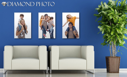 Up to 70% off A3 & A2 Canvases incl. Nationwide Delivery (value up to $267)
