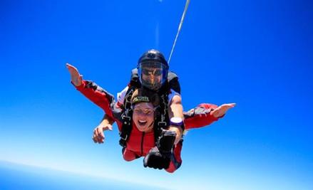 Tandem Skydive Package over Bay Of Islands