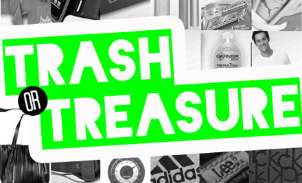 $20 for a Trash or Treasure Mystery Bag from Firstin